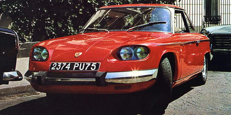 1963-1967 PANHARD 24 Series