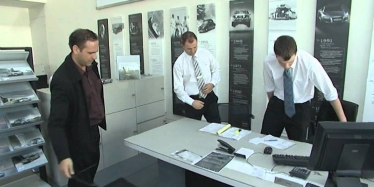 A Career in the Motor Industry