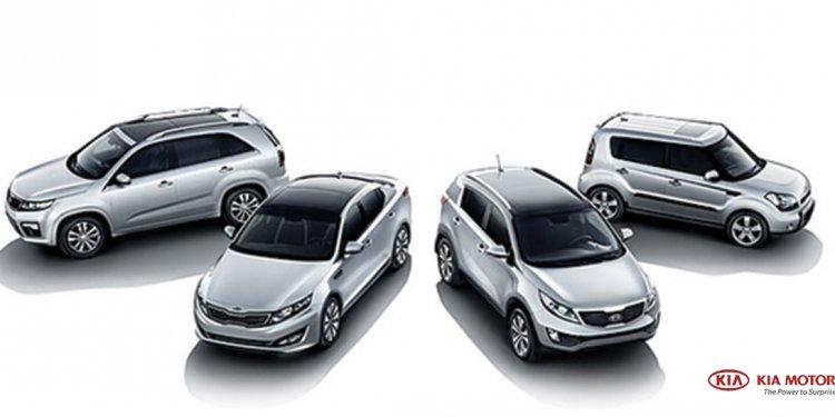 The ambitions of KIA Motors