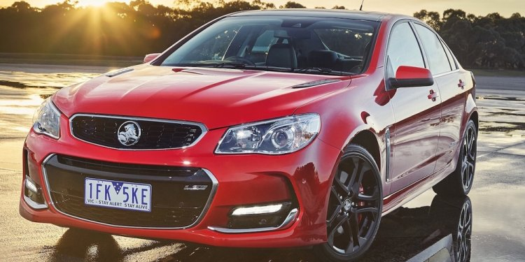 Five things the Australian car