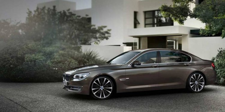 Bmw7 german luxury car