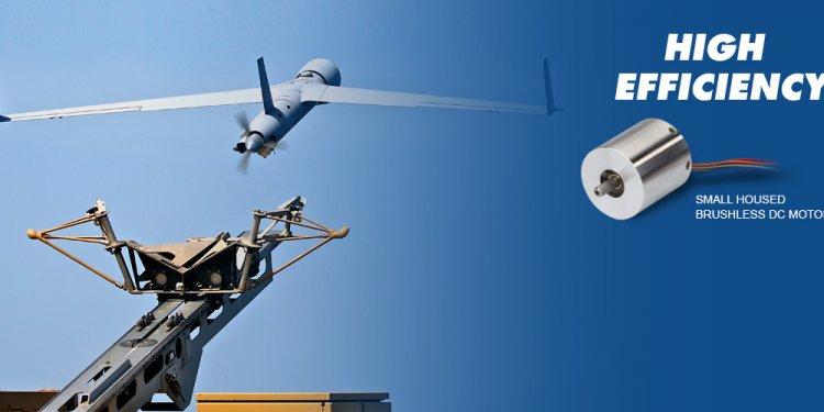 Housed BLDC motors for