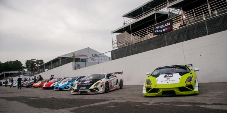 Lamborghini Super Trofeo at