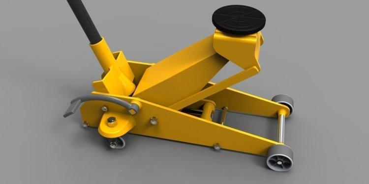 Hydraulic jack; Hydraulic jack