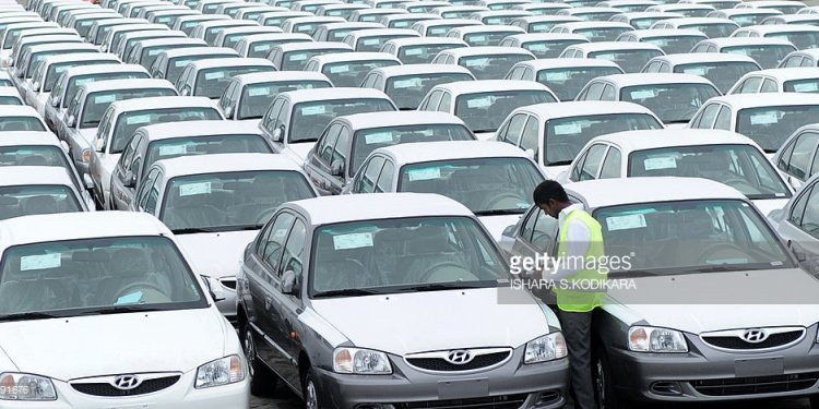 Hyundai cars manufactured in