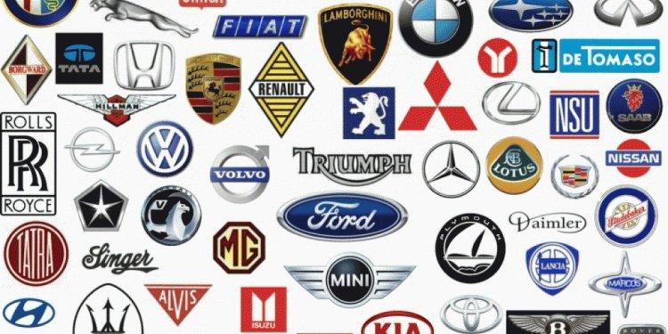 Sport Car Symbols