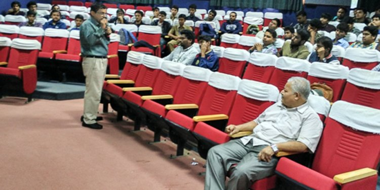 A GUEST LECTURE ON AUTOMOTIVE