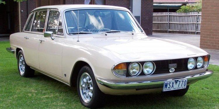 CKD by Australian Motor