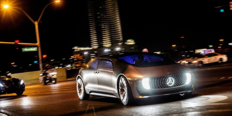 Self-Driving Car Bill Stalled