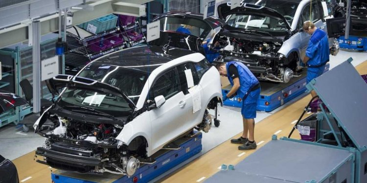 The Automotive Industry Is In