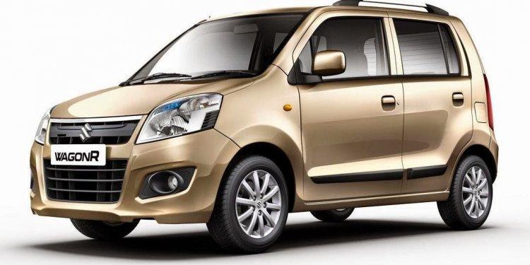 The Maruti Wagon R has been
