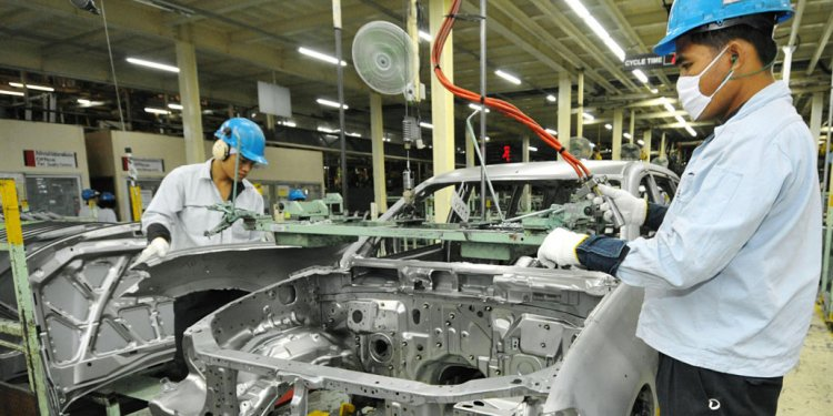 The Rise of Car Manufacturing