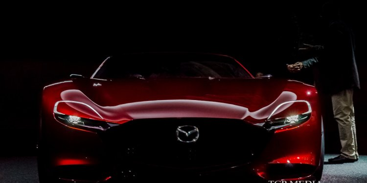 Tokyo Motor Show 2015 Part 1