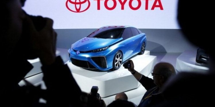 Toyota retains number one slot