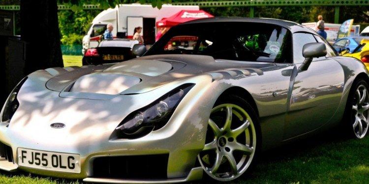 TVR Sportscars Brand