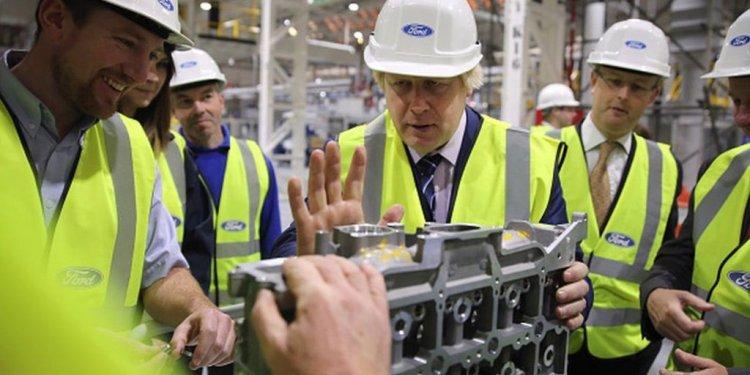 UK car industry needs swift