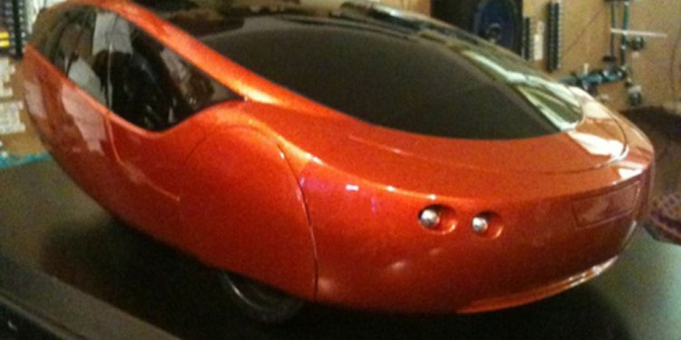 Urbee Is the First Car Made By
