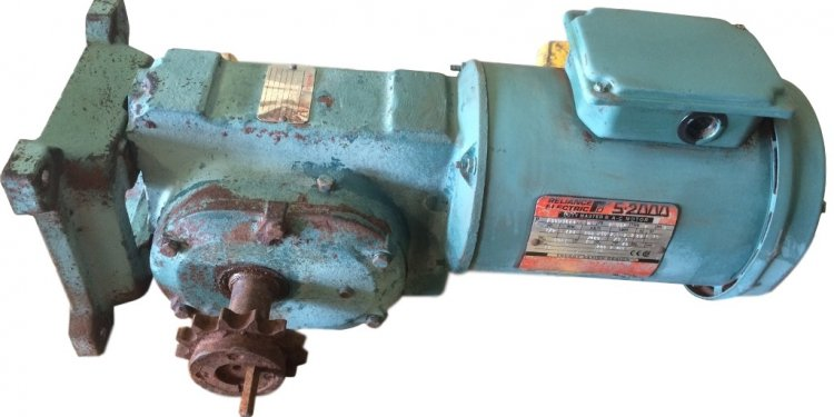 Gear Motors - Item 07660