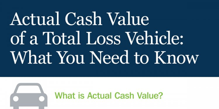 What is Actual Cash Value?