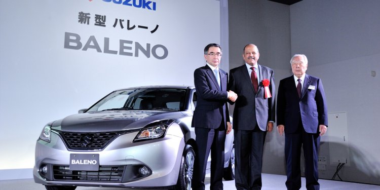 Will the Japanese Buy Suzuki
