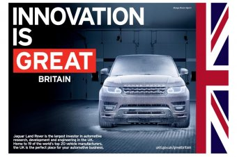 11 significant vehicle producers have functions in the UK