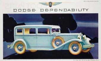 1931 Dodge Eight
