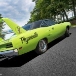 1970 Plymouth Superbird - Unrestored & initial
