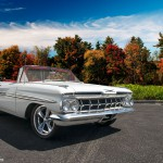 1959 Impala Convertible - Finned '59