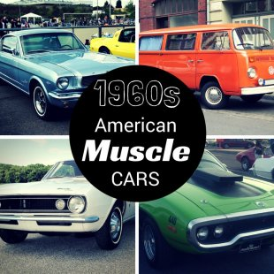 1960s Muscle Cars