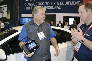all latest auto service resources will be featured regarding trade show flooring associated with SEMA Show and AAPEX during Automotive Aftermarket Industry Week.