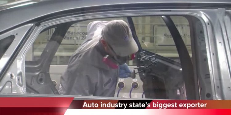 Car Manufacturing in Tennessee