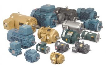 baldor industrial electric engines