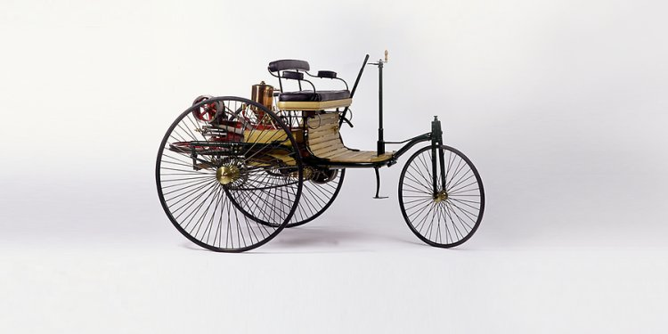 Who Manufactured the first car?