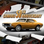 Camaro 50th Anniversary - History inside Making