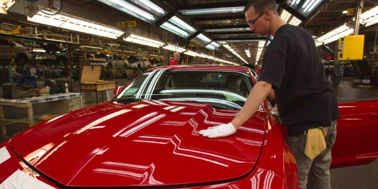 Automotive manufacturing industry analysis