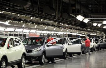 Increased production: Nissan is the biggest car manufacturer in the united kingdom employing 7,000 people