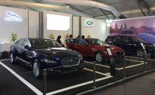 Jaguar at Make In Asia Week