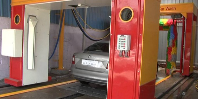 Car Washing Machine manufacturers