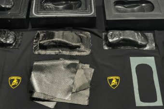 lamborghini forged carbon fiber production procedure
