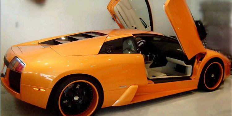 Lamborghini kit car manufacturers