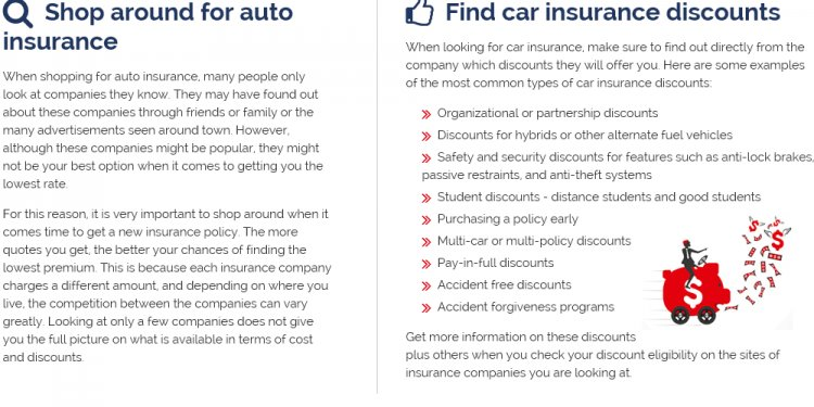 NJM manufacturers car Insurance quotes