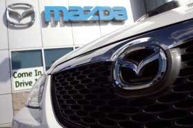 Mazda was given a complete rating of 75.