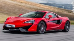 McLaren 570S: How to design an inexpensive supercar