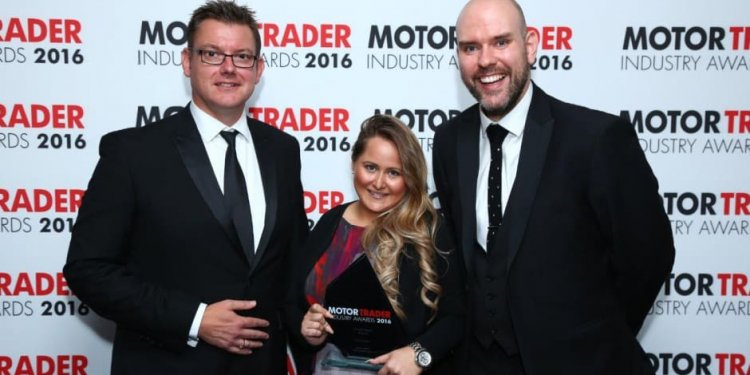 Motor Trader Industry Awards