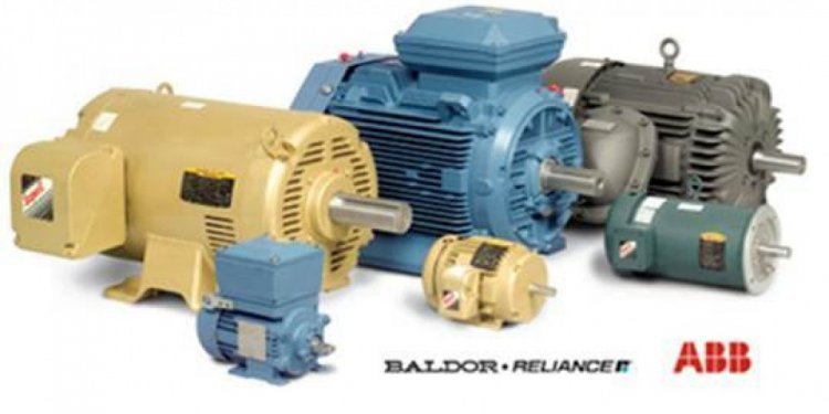Baldor Reliance Industrial Motors