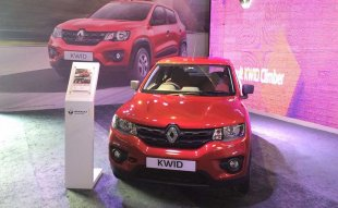 Renault Kwid at Make In India Week