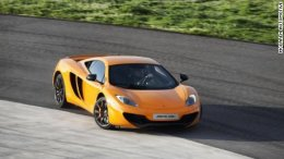 The MP4-12C, introduced in 2011, heralded the brand new period of McLaren activities and supercars in McLaren Automotive title.