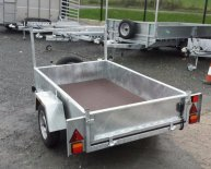 Car trailers manufacturers UK