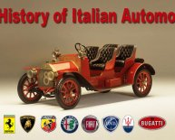 Italian Automobile manufacturers