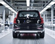 Volvo car Manufacturing